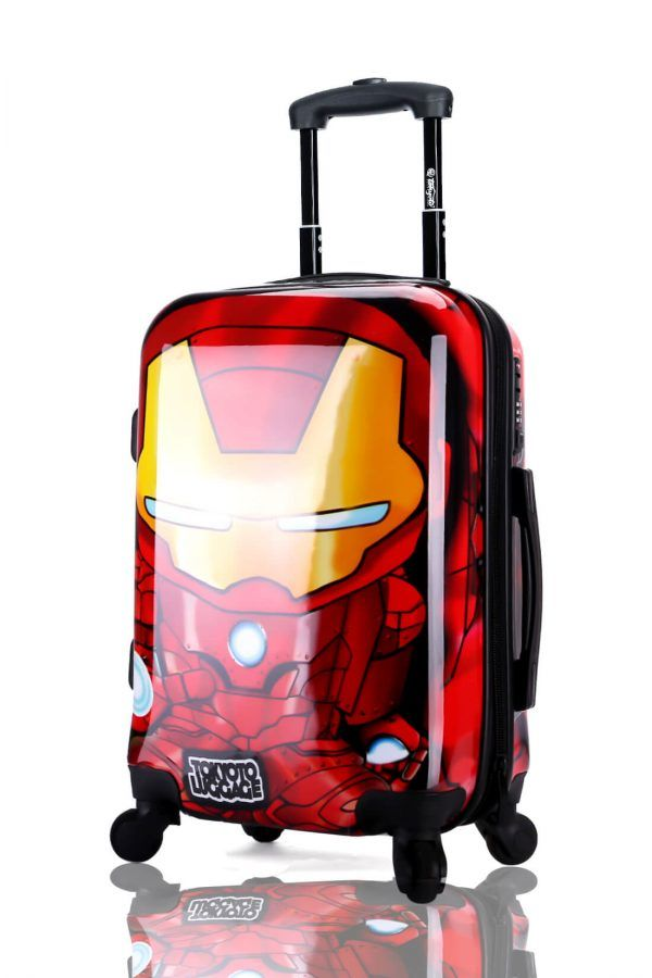 Suitcase Luggage Cabin Size Kids Trolleys TOKYOTO LUGGAGE Model IRON BOY