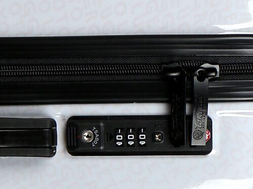TSA LOCK - Hand Luggage Cabin Luggage Trolley Online