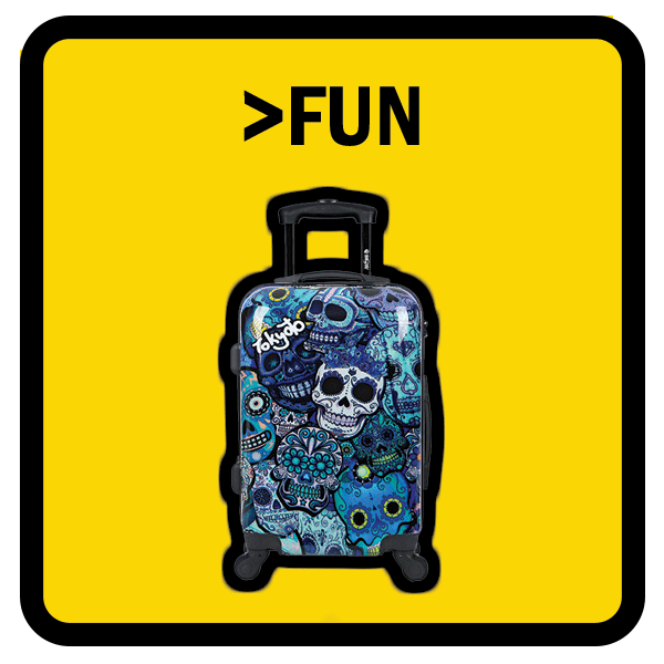 Kids Luggage Suitcases
