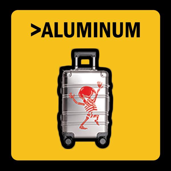 Aluminum Suitcases