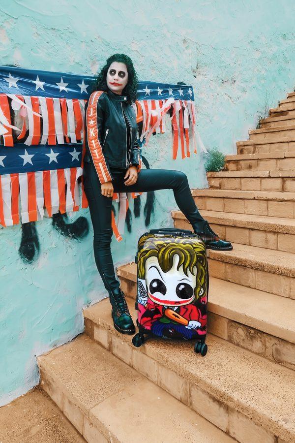 Joker Kids Urban Fun Cabin Luggage Star Wars Styke Tokyoto Luggage 12